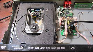 Устройство BBK DVP458SI