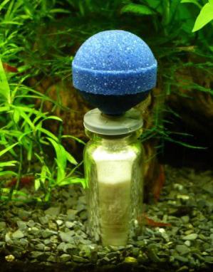 Самодельный генератор углекислого газа для аквариума