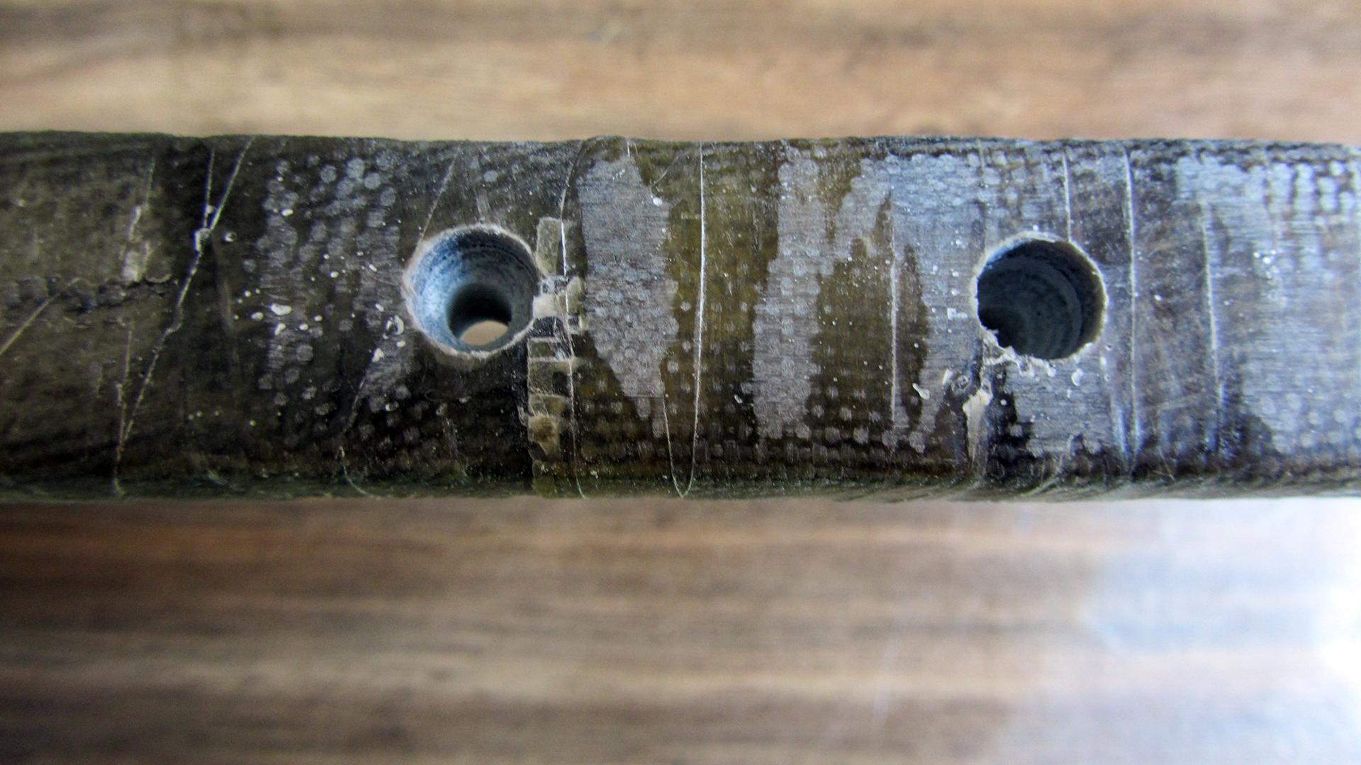 Труба из стеклоткани своими руками 32