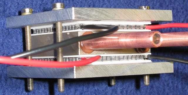 Термоэлектрический генератор своими рук 142