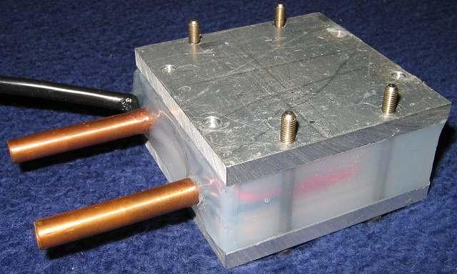 Как самому сделать термогенераторы
