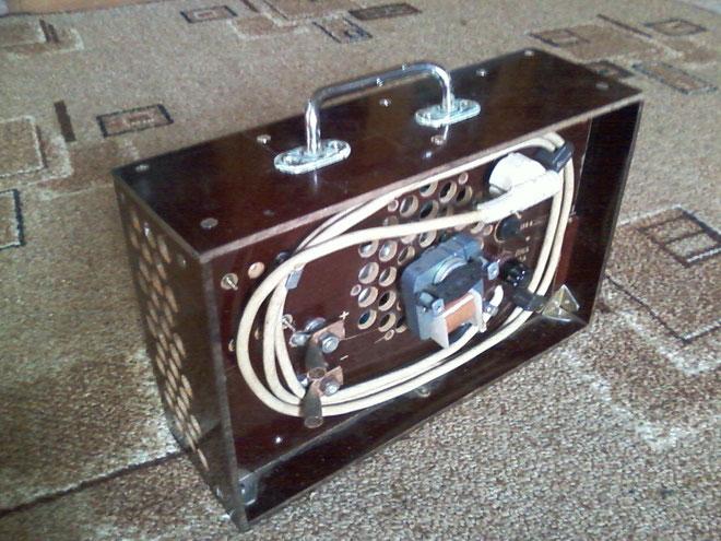 Сварочный инвертор из деталей старого телевизора