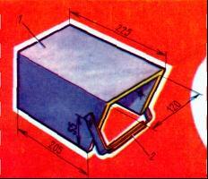 Силовой блок для сварочного аппарата