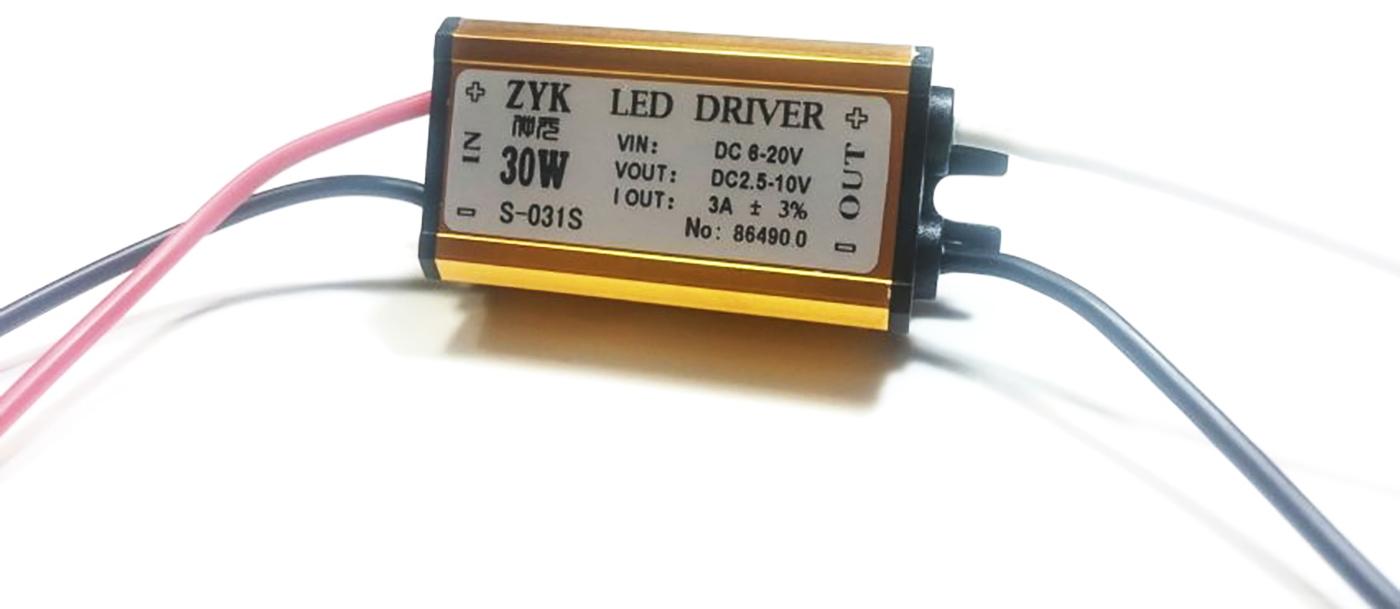 Светодиодный драйвер на 12 вольт