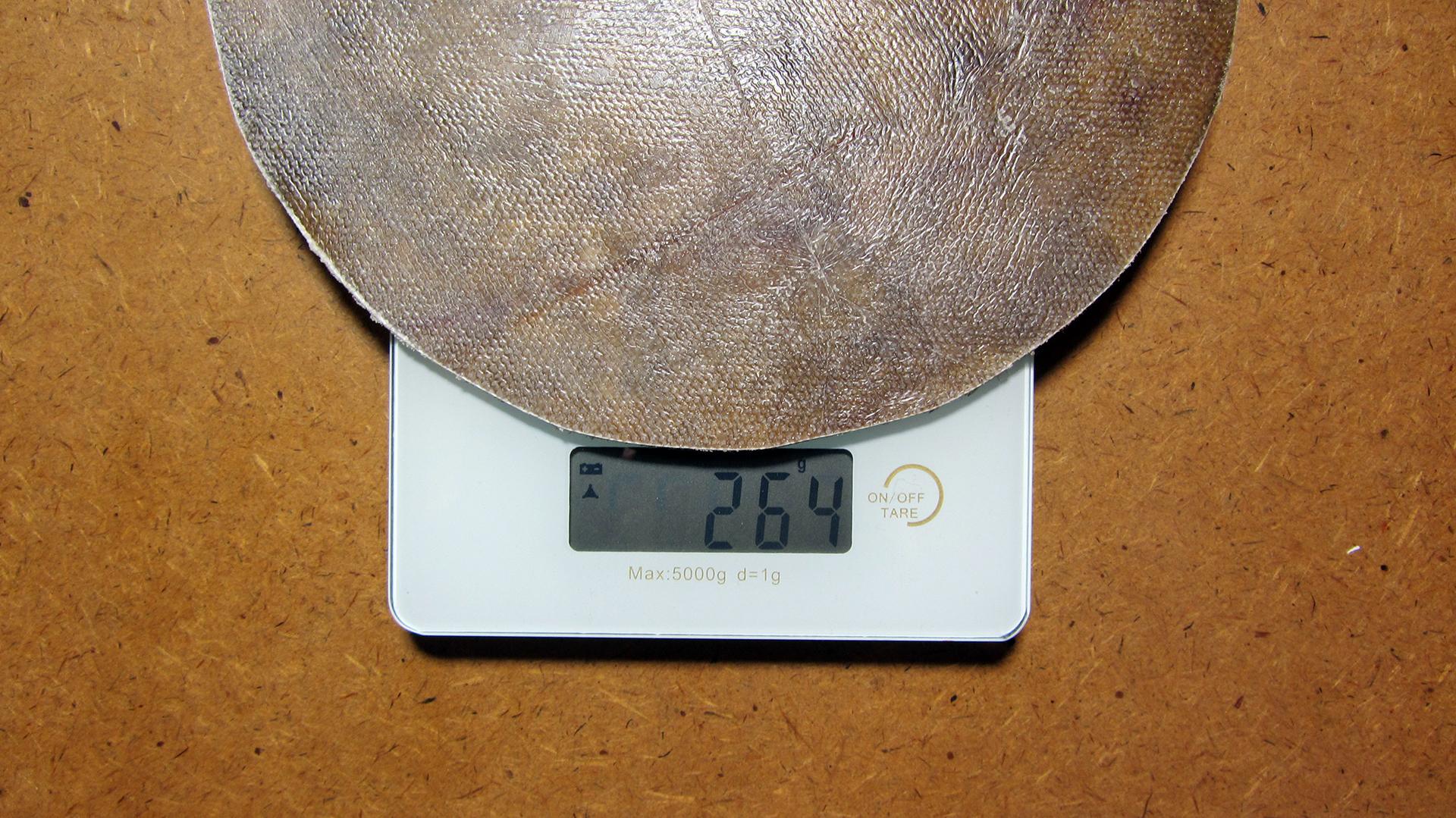 Сколько весит катушка металлоискателя