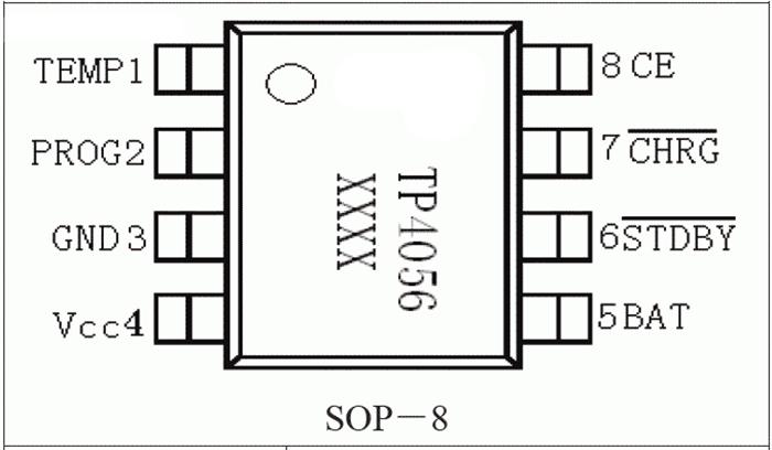 TP4056 (цоколевка)