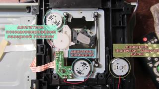 Устройство DVD-привода BBK
